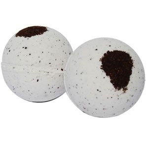 Freshly Ground Coffee Bath Bombs Recipe
