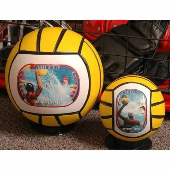 Full Sized Regulation Water Polo Ball