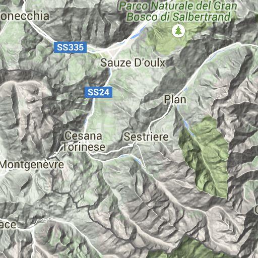 Strava Segment | [Route] Susa-Colle delle Finestre-Sestriere-Susa