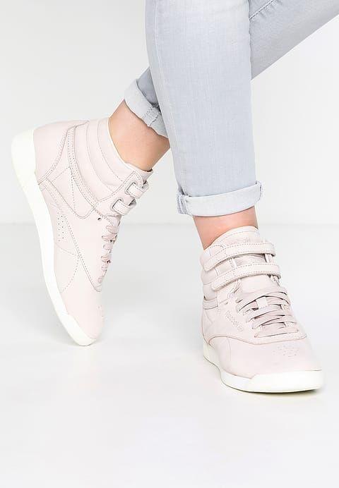 Chaussures Reebok Classic FREESTYLE HI FACE 35 - Baskets montantes - loyal/wisdom gris clair: 99,95 € chez Zalando (au 18/04/17). Livraison et retours gratuits et service client gratuit au 0800 915 207.