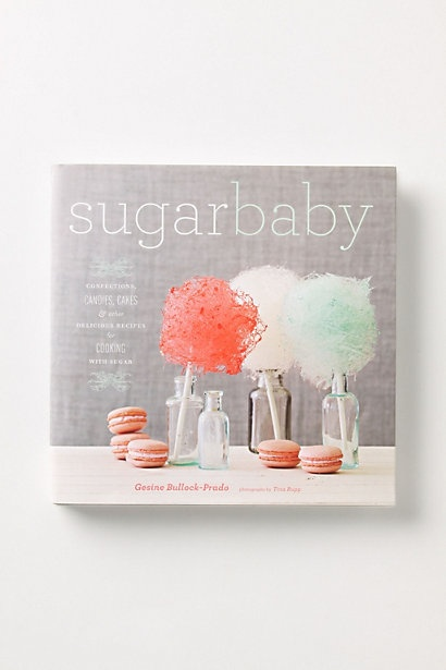 Sugar Baby: a confections, candies, cakes and sugar dream book.
