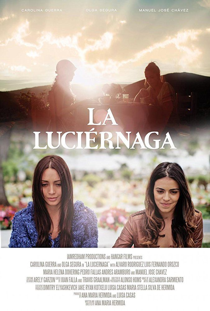 La luciérnaga/The Firefly (2013) After the sudden death of her estranged brother, Lucia accidentally meets his fiancée and falls in love with her.  Spanish film.
