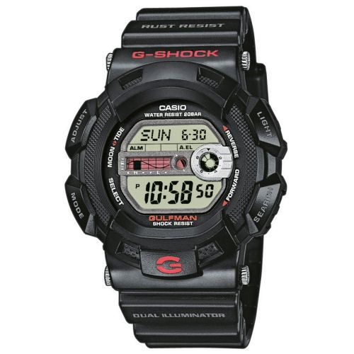 Reloj #Casio G-Shock #Gulfman G-9100-1ER http://relojdemarca.com/producto/reloj-casio-g-shock-gulfman-g-9100-1er/