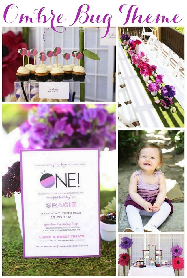 Linen, Lace, & Love: Babies 1st Birthday Inspiration