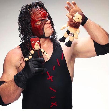 Glenn Thomas Jacobs, meglio conosciuto come Kane (Torrejón de Ardoz, 26 aprile ), è un wrestler, attore e politico statunitense sotto contratto con la WWE.. Il 2 agosto , è stato eletto sindaco della Contea di Knox, nel Tennessee.. Ha iniziato la sua carriera nel wrestling nel circuito indipendente nel e ha lottato in diverse federazioni come la Smoky Mountain Wrestling (SMW) e.