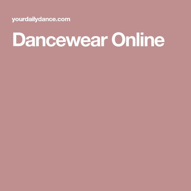 Dancewear Online