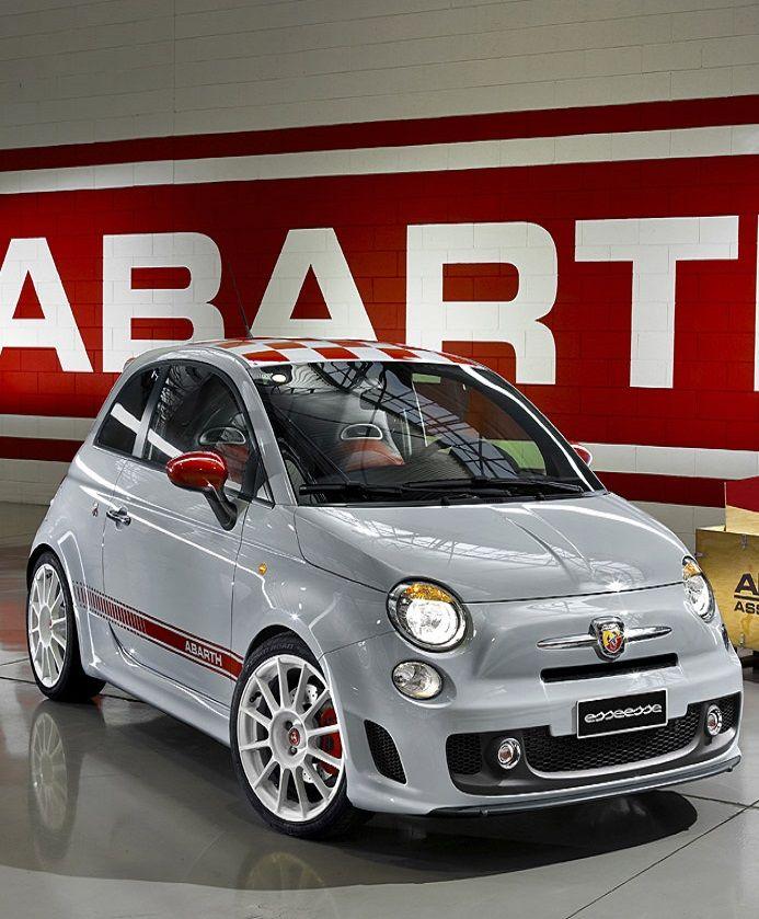 2008 Fiat Abarth 500 Essessse Fiat Abarth Fiat Fiat 500