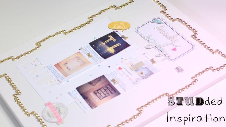 Dose of Lisa Pullano: DIY Studded & Pom Pom Pin Cork Boards