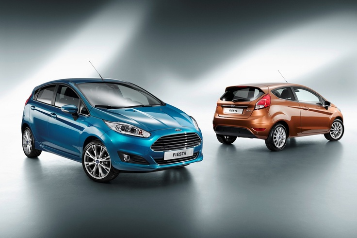 2013 Ford Fiesta Gets New Look, Tiny Turbo Engine