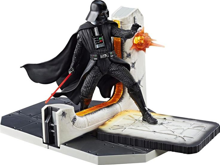 Star Wars - The Black Series Centerpiece Darth Vader - Multi