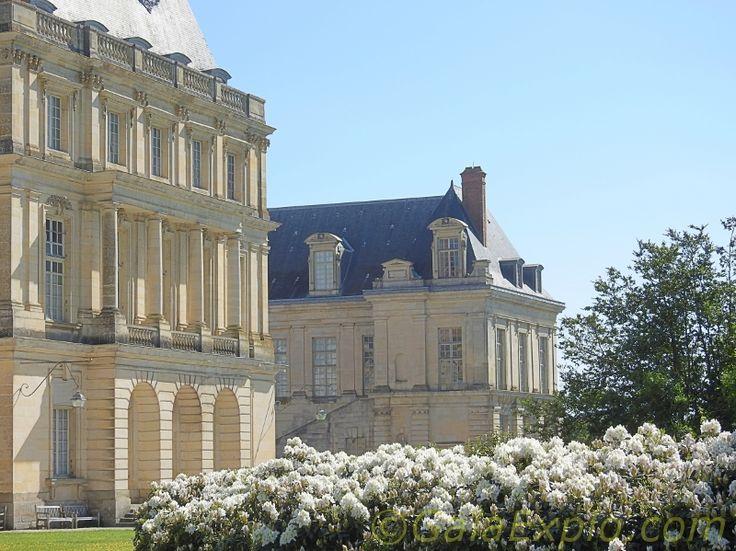 Les 86 meilleures images du tableau fontainebleau vu de l for Jardin anglais chateau fontainebleau