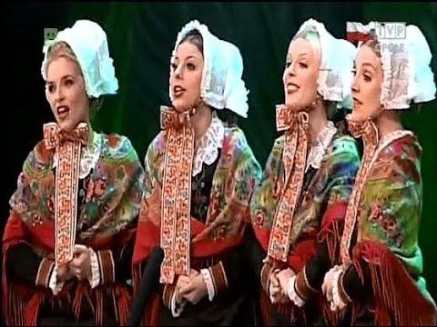 ,,Mazowsze'' - Koncert Galowy w Teatrze Wielkim część 1