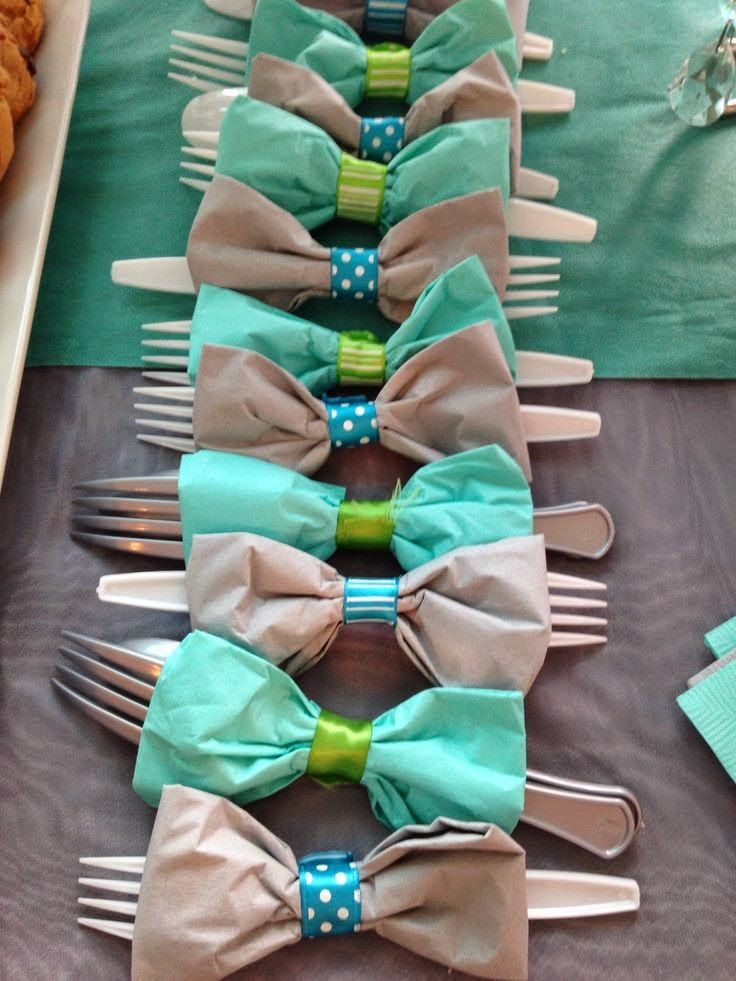 GIFTS THAT SAY WOW - Fun Crafts and Gift Ideas: DIY Baby Shower Decorations