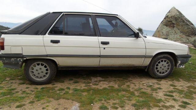 Renault R 11 1989 Renault R 11