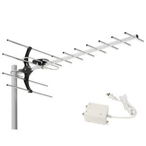 9. 1byone Digital Amplified Outdoor HDTV Antenna
