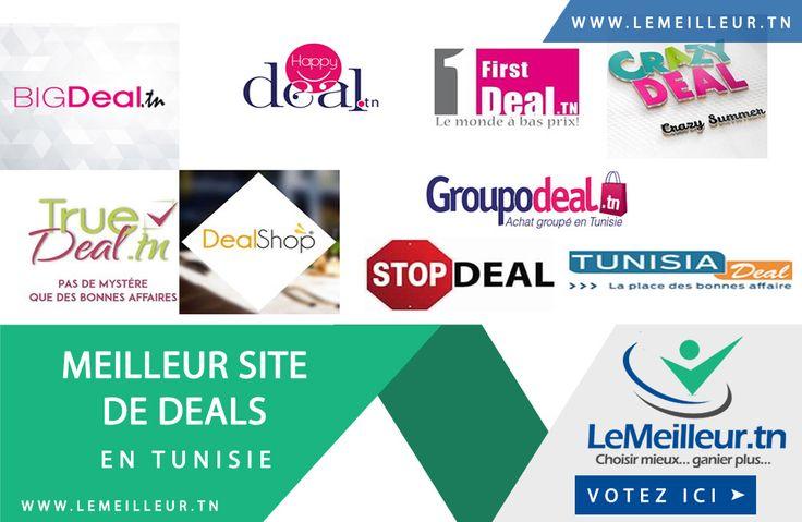 Meilleur site de deals en Tunisie http://lemeilleur.tn/site-deal-tunisie/