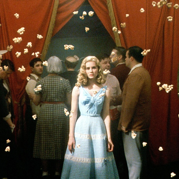 Alison Lohman's wardrobe is just as magical as the plot of Tim Burton's fantastical film Big Fish.