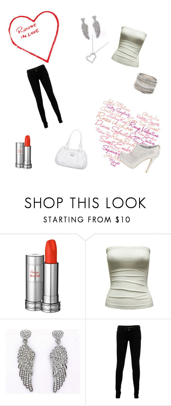 """look cool"" by lejlam2011 ❤ liked on Polyvore featuring Lancôme, Steve Madden, Butler & Wilson, SuperTrash and Fiorelli"