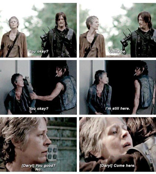 daryl and rick relationship counseling