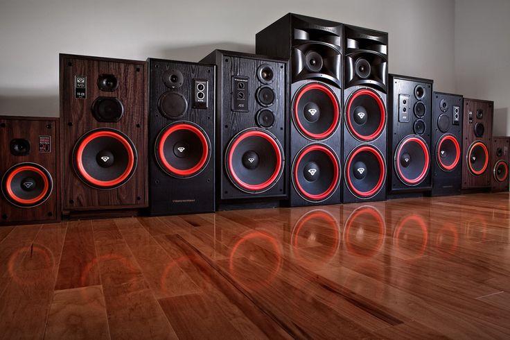 1323 besten speakers bilder auf pinterest lautsprecher. Black Bedroom Furniture Sets. Home Design Ideas