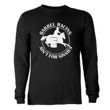 Barrel Racing Shirts | Barrel Racing Long Sleeve T-Shirts