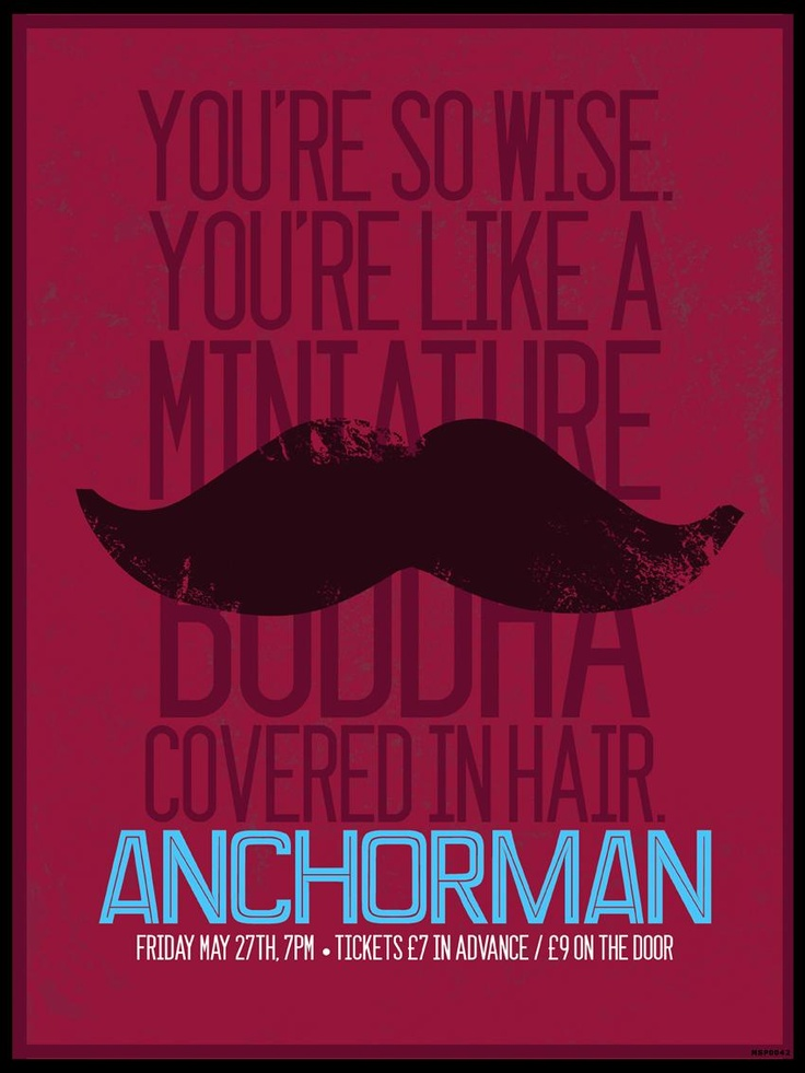 """""""Great Odin's Raven!"""" and """"News team, ASSEMBLE!"""" some of the great Ron burgundy quotes"""