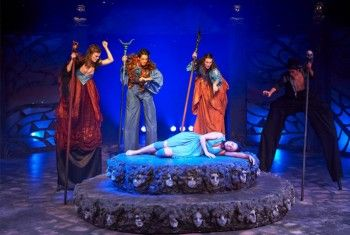WAAPA - Once on this Island - http://aussietheatre.com.au/reviews/waapa-once-on-this-island/