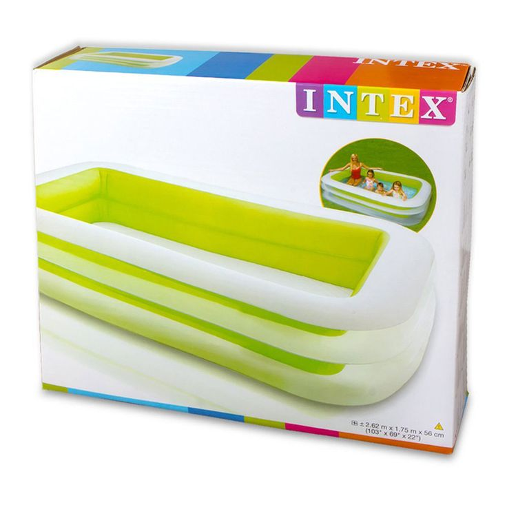 Buy Intex Swim Centre Family Paddling Pool - Over 8ft online from The Works. Visit now to browse our huge range of products at great prices.