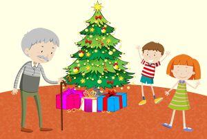Hermann Marika: A karácsonyfa mese óvodásoknak és kisiskolásoknak