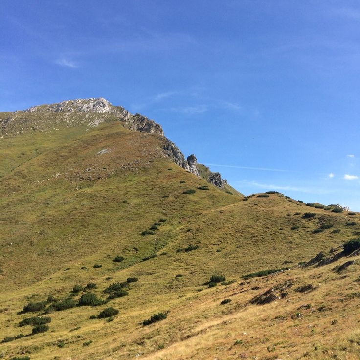 Late summer in Tatry