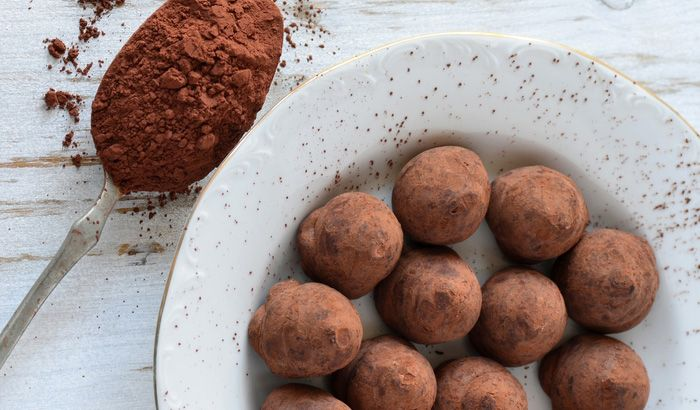 Try this simple yet decadent recipe for Melt-in-Your-Mouth Chocolate ...
