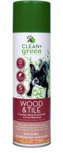 Natural Pet cleaners - Clean + Green