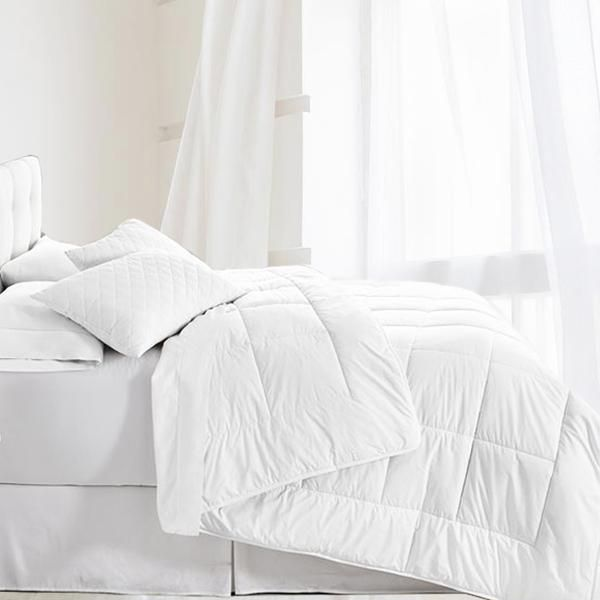 Australian Wool In Organic Cotton Comforter Best Pillows For Sleeping Striped Bed Sheets Comforters