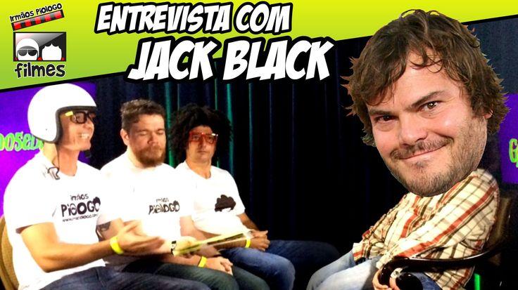 Entrevista com Jack Black - Irmãos Piologo