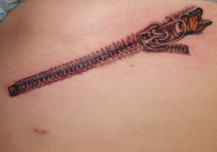 If you're thinking of covering up a scar, these are some beautiful tattoo cover ups I hope will inspire you. It's important you find a tattoo artist that has previous experience with covering up scars, because the skin area is most likely damaged – the tattoo artist will need plenty of experience so the ink doesn't look distorted on the scar.