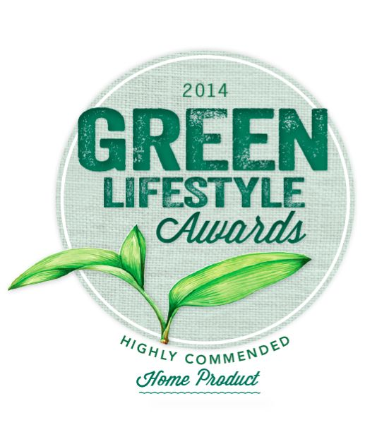 We just picked up this commendation from the Green Lifestyle Awards home product category for our clothes drying rack: http://www.usethings.com.au/product/drying-rack/