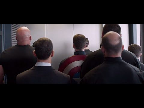 The 19 Best Movie Fight Scenes Of 2014..Captain America The Winter Soldier