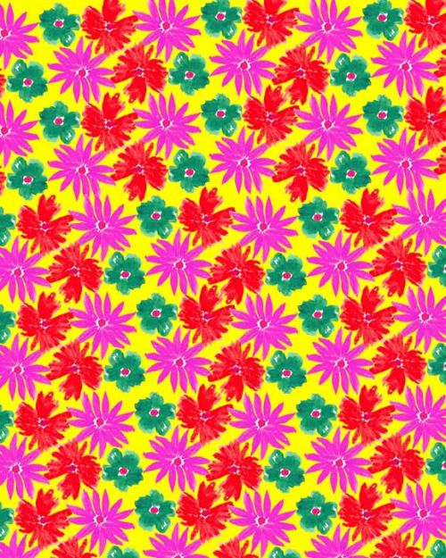 Groovy Flowers.