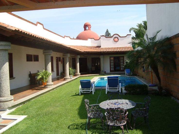 91 best images about casas on pinterest merida portal - Casas con terrazas ...