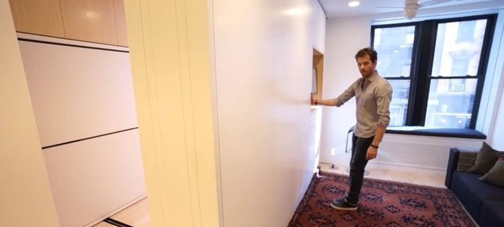 Make Blog: 8 Rooms in 32 Square Metres...a great short film about a very big/small apartment...watch it @ Make