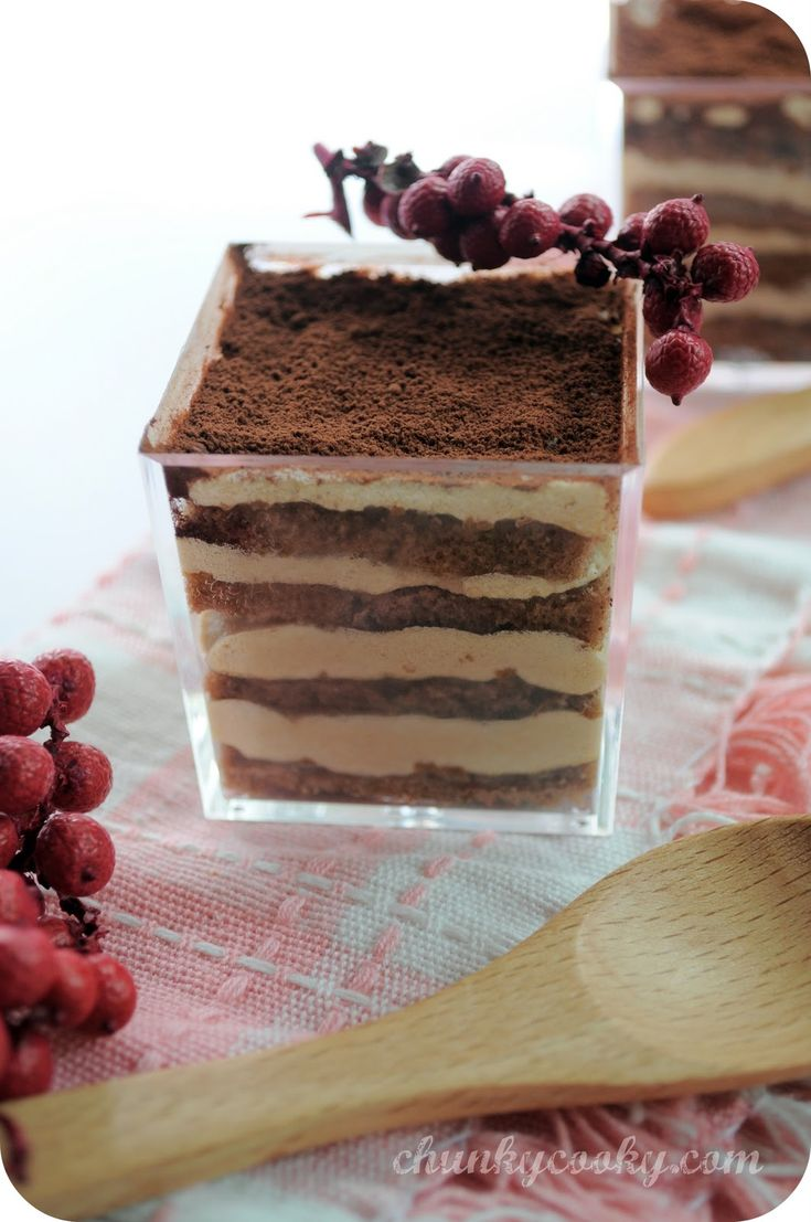 Chunky Cooky | Singapore Food & Lifestyle Blog: Finally Tiramisu