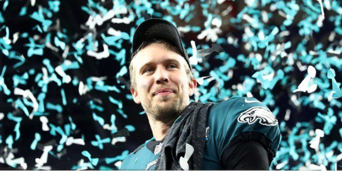 Super Bowl Mvp Nick Foles Hopes Next Job Will Bring The Lord S Message To High Schoolers Super Bowl Mvp Bring It On