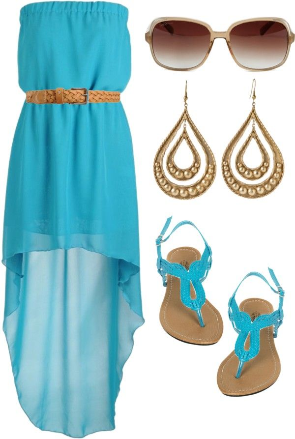Summer chic: love this