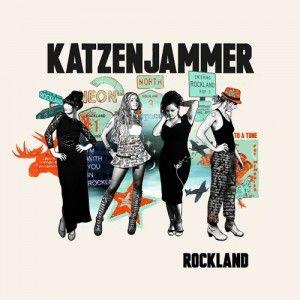 """Sowohl für Fans der Ladys als auch für Neueinsteiger ein Leckerbissen, der sich lohnt: das neue Album """"Rockland"""" von Katzenjammer (Universal Music Deutschland)."""