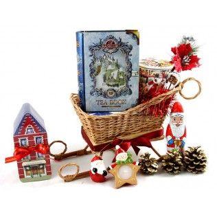 Leonidas and Basilur Delights for Christmas http://www.borealy.ro/cosuri-de-craciun/cosuri-saniuta-craciun/leonidas-and-basilur-delights-for-christmas.html