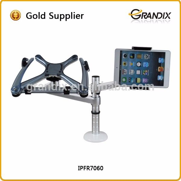 New fashion adjustable laptop arm computer laptop stand