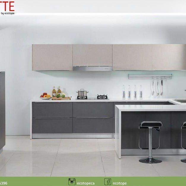 ECOTOPE, CA (0241)871-5336 Valencia, Edo. Carabobo #kitchenette #CARACAS #MARACAY #VALENCIA #MARACAIBO #BARQUISIMETO #carabobo #remodelaciones #cocinas #ofertas #diseño #closet #RIFA #COMPARTEYGANA