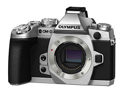 Vergleichen Olympus OM-D E-M1 Systemkamera-Gehäuse (163 Megapixel Live MOS Sensor 76 cm (3 Zoll) LCD-Display Blitzschuh Videofunktion Bluetooth WiFi) silber Preis