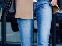 1000+ images about Fall on Pinterest   Winter Outfits, Distressed Denim and Skinny Jeans