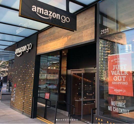 Amazon abre su primer tienda física, SIN cajeros